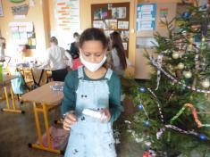 Vánoční přípravy, Vánoce ve 4.A