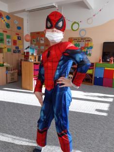 Spiderman Míša