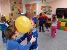 Tančíme sbalonkem