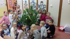 Veselé Vánoce  ašťastný nový rok 2020přeje třídní učitelka