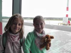 Návštěva letiště